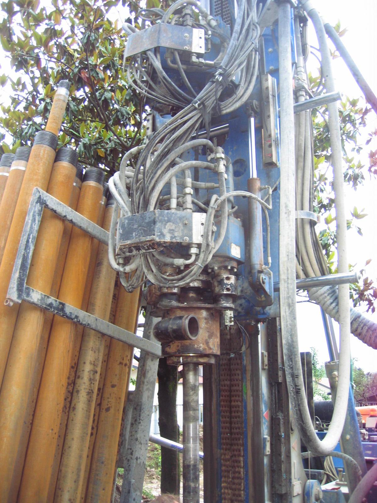 Lavori di realizzazione impianto geotermico a funzione della scuola materna e sala polifunzionale di Magnano in Riviera