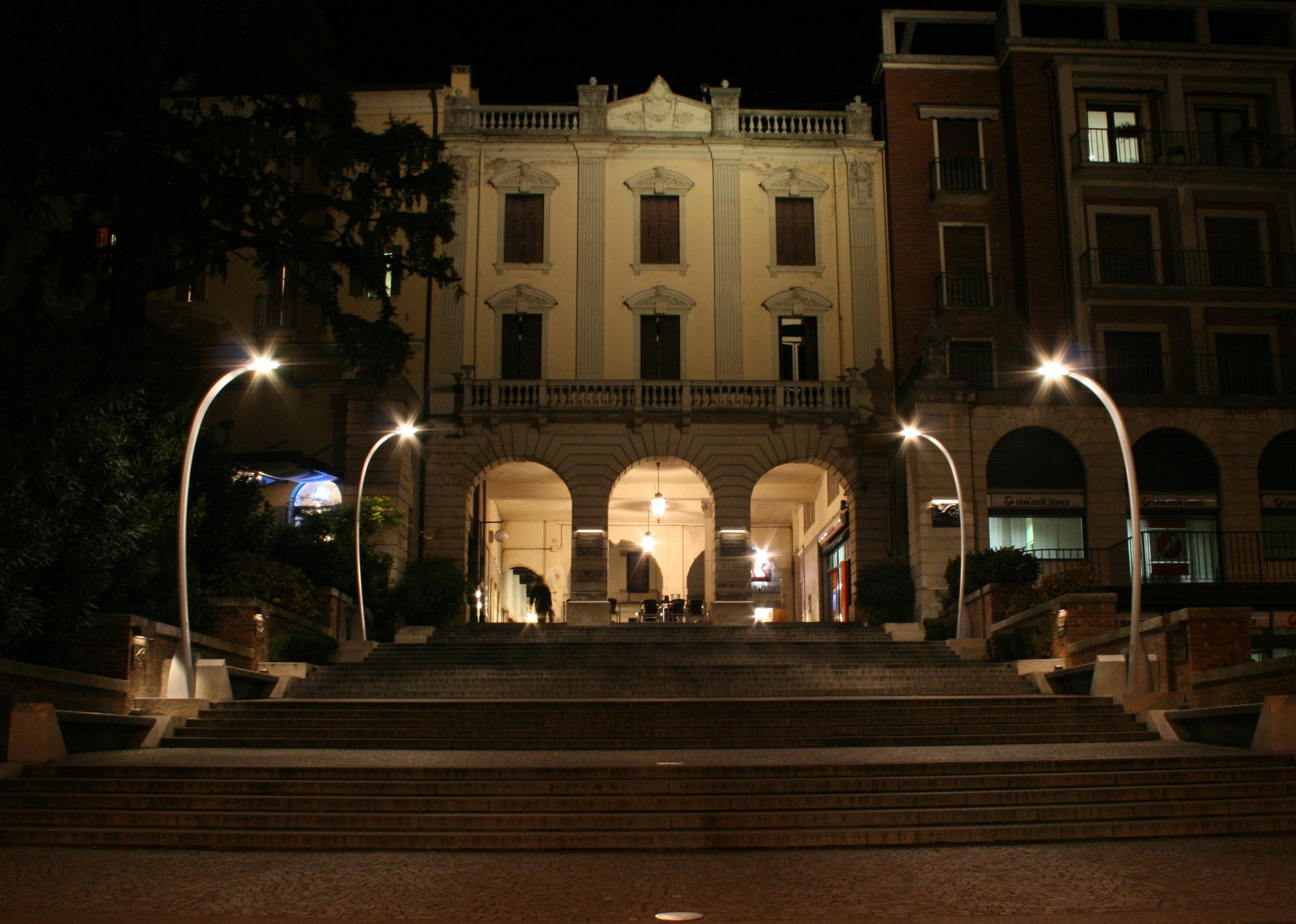 Programma di valorizzazione e rivitalizzazione del centro storico di Conegliano: adeguamento pubblica illuminazione via XX Settembre