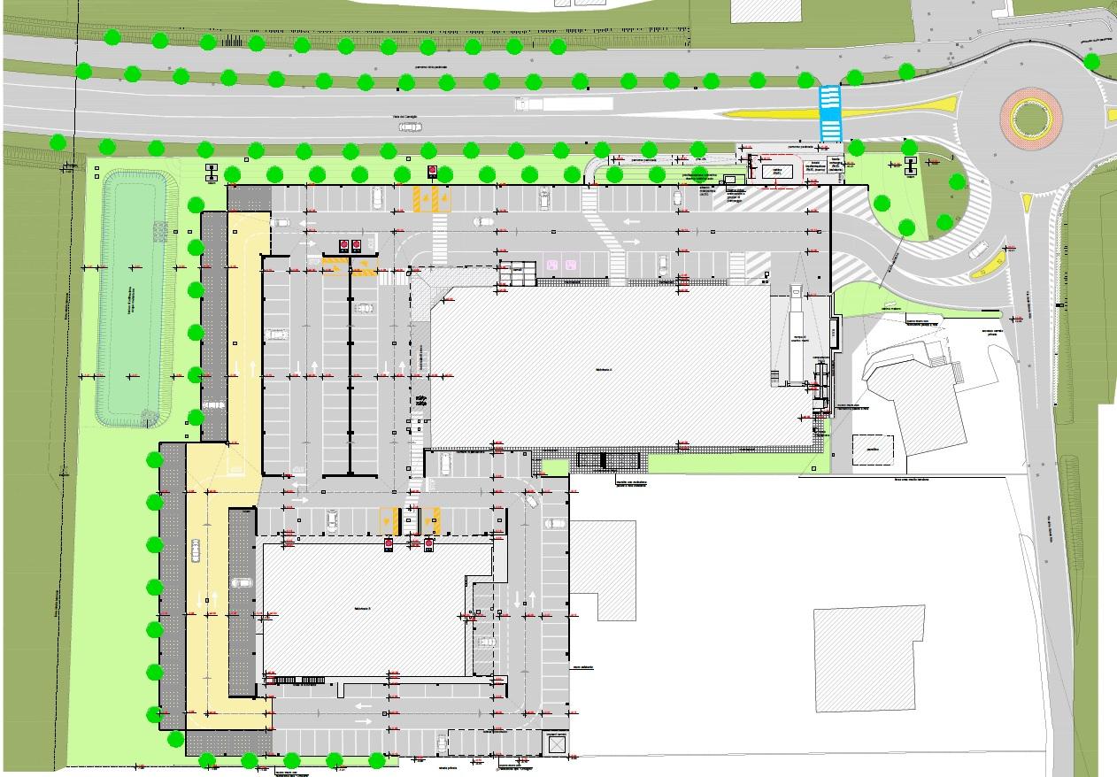 Ristrutturazione urbanistica e realizzazione opere di urbanizzazione area ex Milanese – Vittorio Veneto