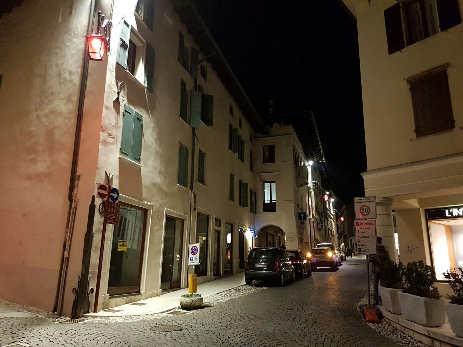 Realizzazione impianti di illuminazione stradale della Cittadella di Feltre